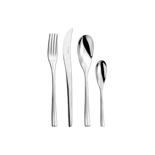 FIN DE SERIE Couteau de table monobloc x 12 Persane Couzon