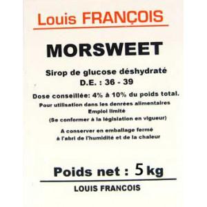 Sirop de Glucose déshydraté 5 kg Morsweet