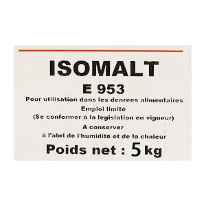 Isomalt 5 kg Louis François