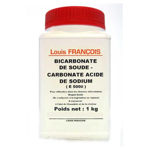 Bicarbonate de Soude 1 kg Louis François