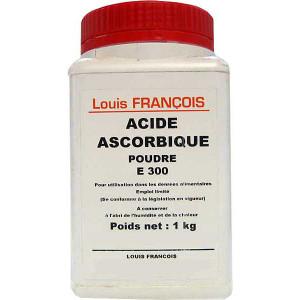 Acide Ascorbique poudre 1 kg Louis François
