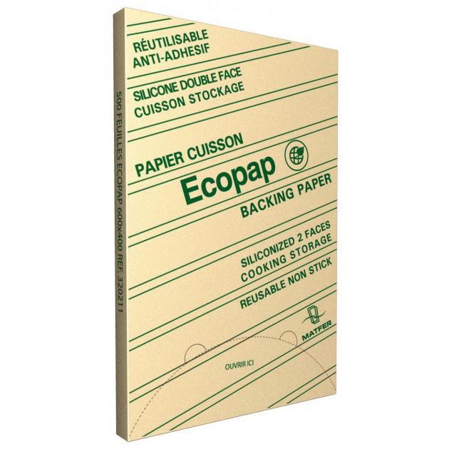 Papier Cuisson Ecopap 53 x 32.5 cm Matfer