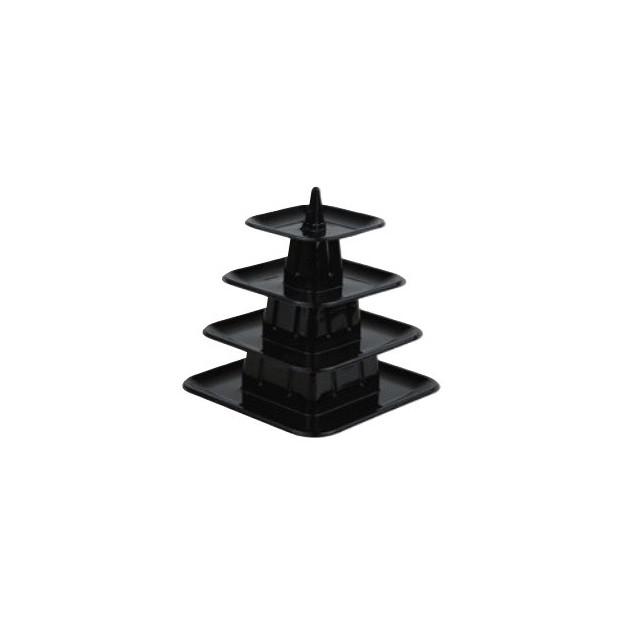 Mini-pyramide a macarons vide