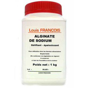 Alginate de Sodium GF 150 1 kg Louis François