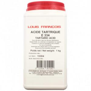 Acide Tartrique 1 kg E334