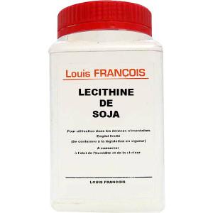 Lécithine de Soja mi-fluide 1 kg E322