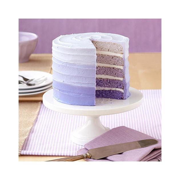 Rainbow cake realise avec Moule a etages Wilton