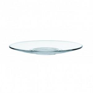 Soucoupe transparente Caprice Ø 14 cm Duralex (x6)
