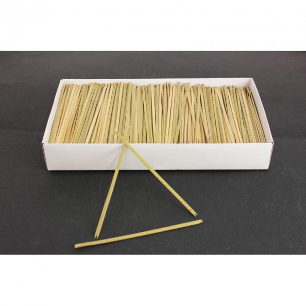 Pique a brochette en bambou 10.5 cm (x1000)