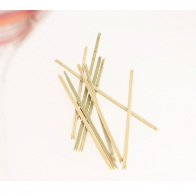 Pique a brochette en Bambou 10.5 cm