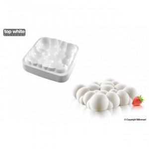Moule Silicone Nuage Cloud 1650 ml Silikomart Professional