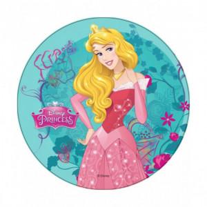 Disque Azyme Disney Princesse Aurore 21 cm