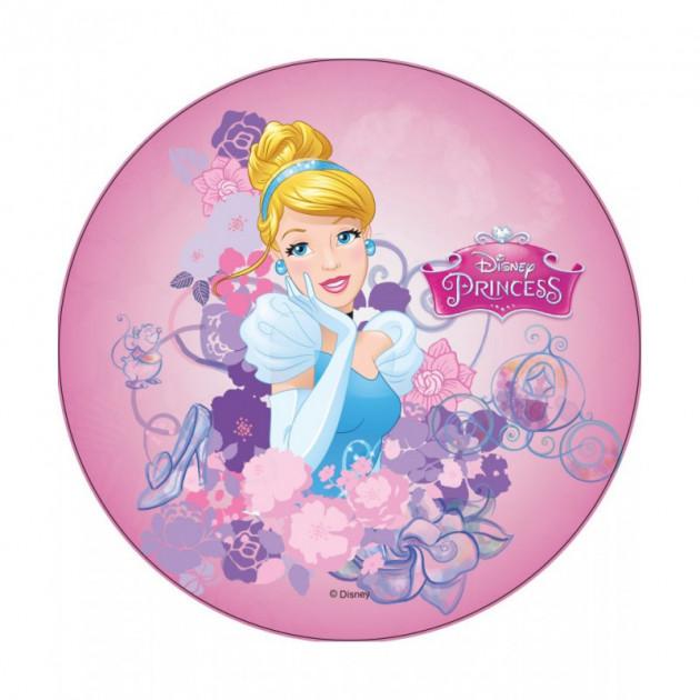 Disque Azyme Disney Princesse Cendrillon 21 cm