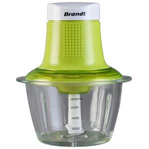 Mini Hachoir Electrique 1L Vert et Blanc Brandt