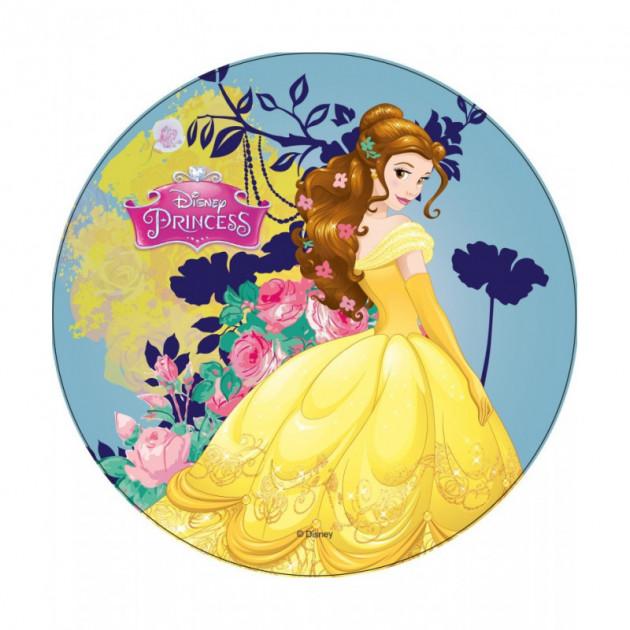 Disque Azyme Disney Princesse Belle 21 cm