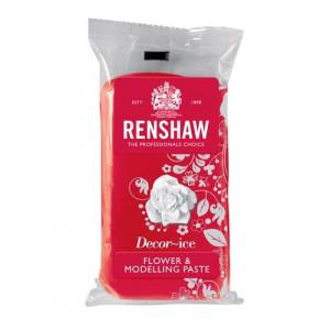 Gum Paste Renshaw Rouge Œillet 250g