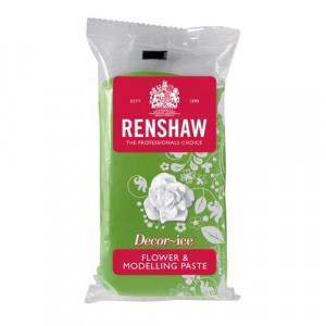 Gum Paste Renshaw Vert Herbe 250g