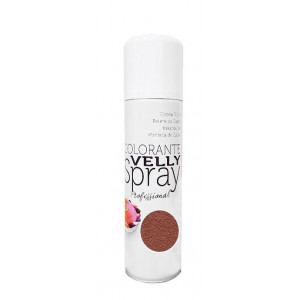 Colorant Brun (Chocolat) effet Velours Spray 250 ml