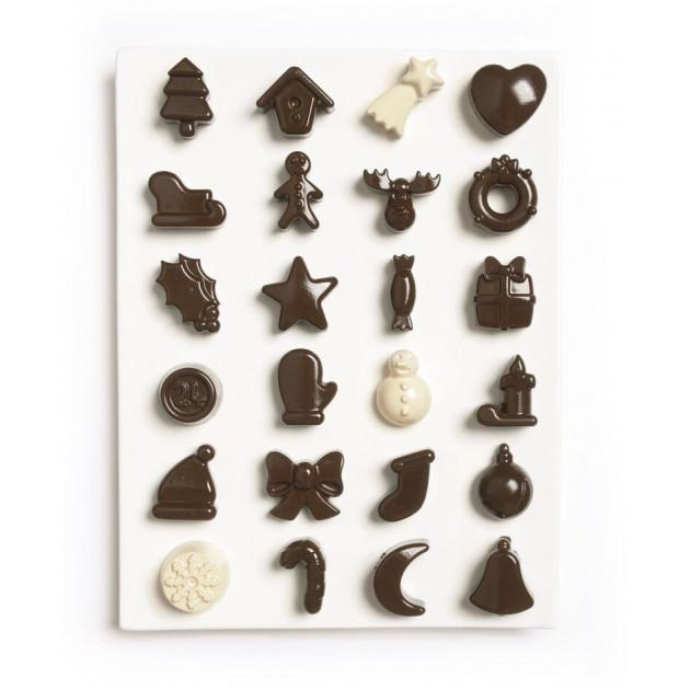 Moule Chocolat Noel Mastrad
