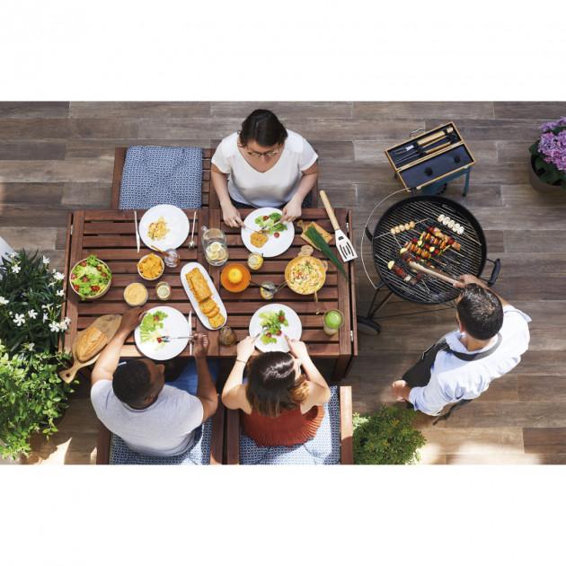 Malette pratique pour un barbecue convivial