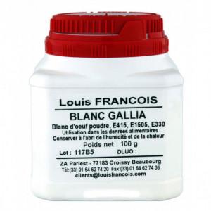 Blanc d'Oeuf Séché Gallia 100 g Louis François