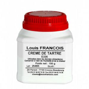 Crème de Tartre E336 150 g Louis François