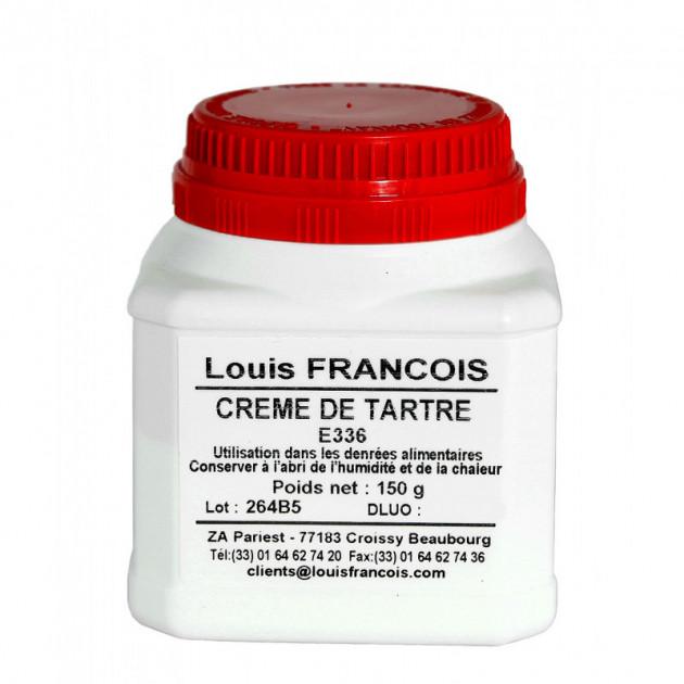 Creme de Tartre E336 150 g Louis François