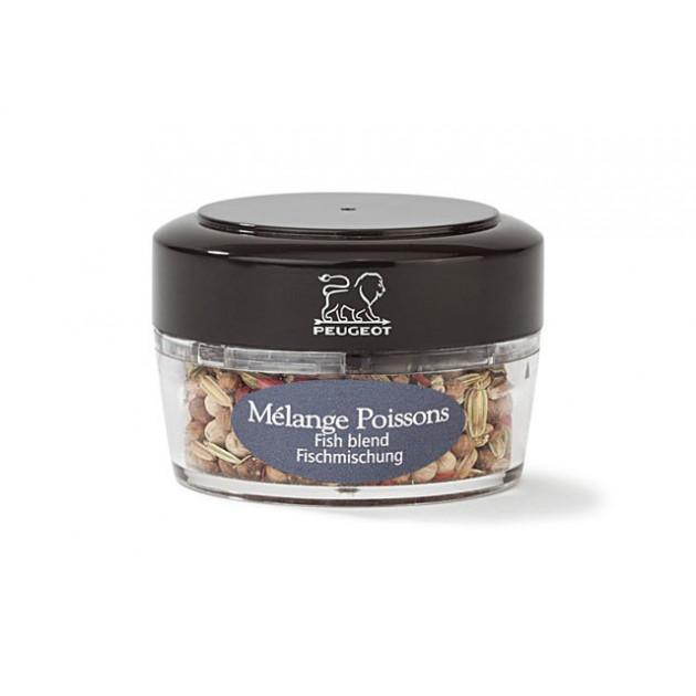 Epices Melangees pour Poissons 14 g Peugeot