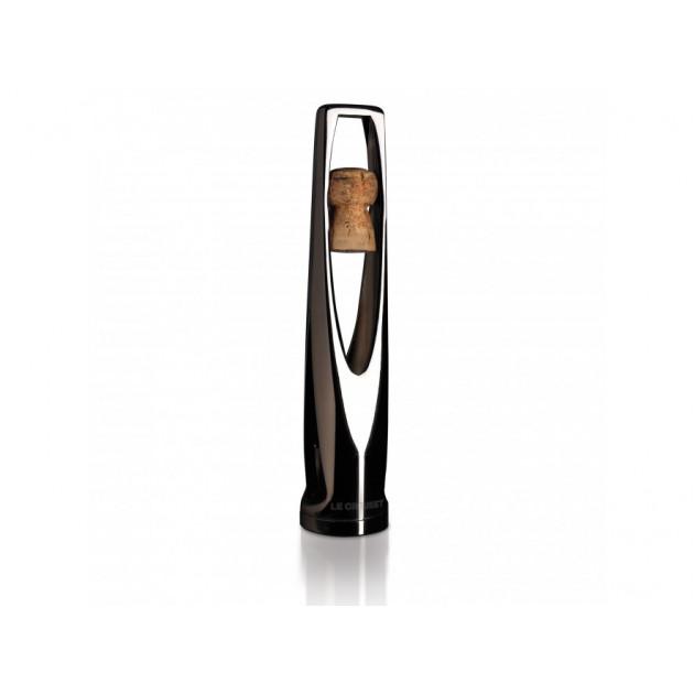 Tire-bouchon Pop Bulle Noir pour vins petillants SW-105 Screwpull Le Creuset