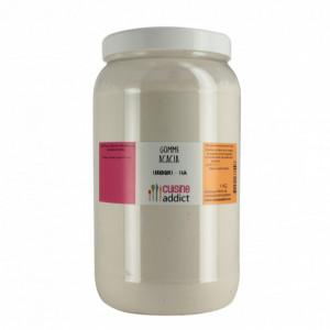 Gomme d'Acacia E414 1 kg Cuisineaddict
