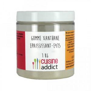 Gomme de Xanthane E415 1 kg Cuisineaddict