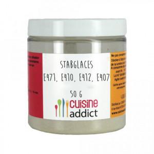 Stabglaces Stabilisateur pour Glaces 50 g Cuisineaddict