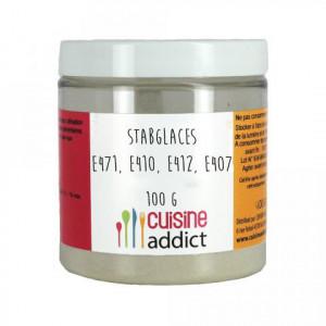 Stabglaces Stabilisateur pour Glaces 100 g Cuisineaddict