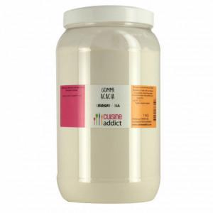 Gomme d'Acacia E414 500 g Cuisineaddict