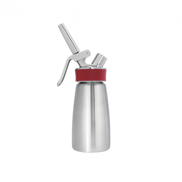 Siphon Inox 25 cl GOURMET WHIP Isi