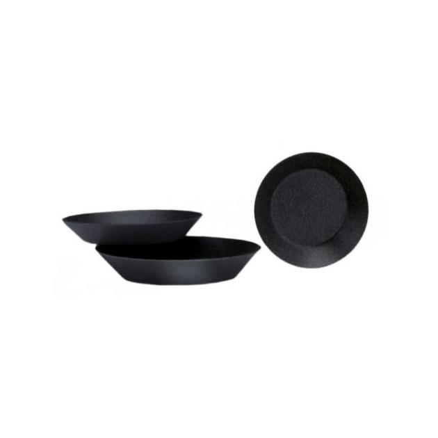Tartelette ronde Unie Ø6 cm (x25)