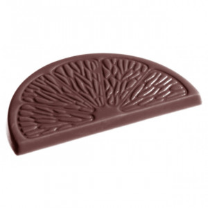 Moule Chocolat Tranches d'Agrumes (x14) Chocolate World