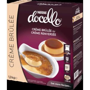 Crème Brulée et Renversée Nestlé 1,3 kg