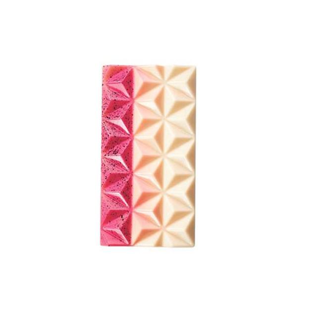 Moule Tablette de Chocolat Pyramide x3