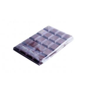 Sachet Tablette de Chocolat 18 x 9 cm (x500)