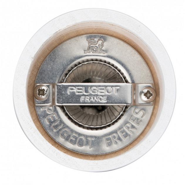 Details du moulin a sel Peugeot Tahiti
