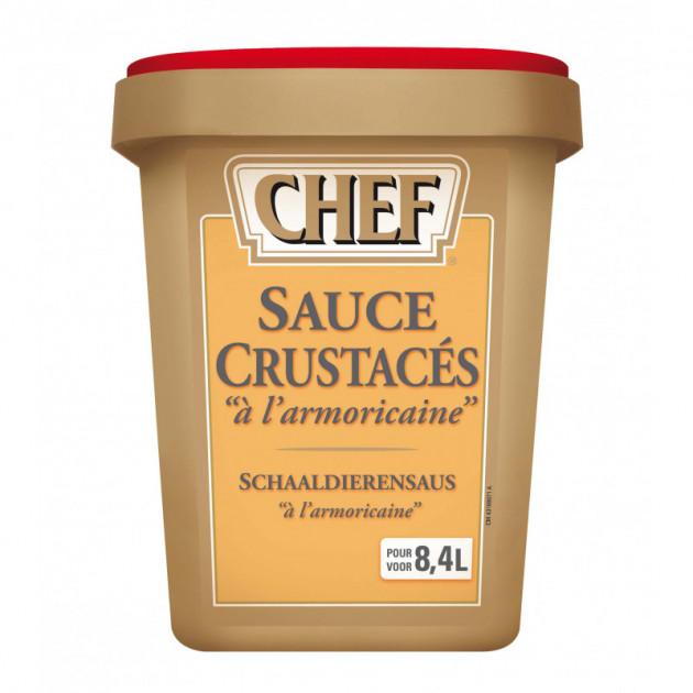 Sauce Crustaces a l'Armoricaine deshydratee 8.4 L 960g
