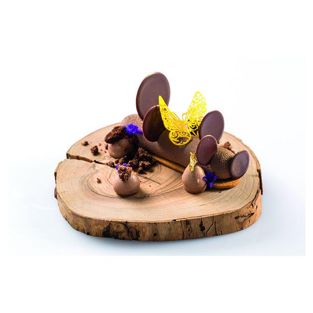 Idee de presentation de dessert