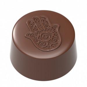 Moule Chocolat Main de Fatma (x21) Chocolate World