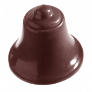 Moule Chocolat Cloche Ø 3,1 cm (x21) Chocolate World