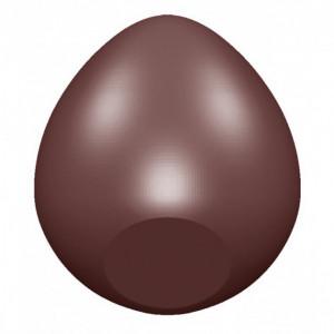 Moule Chocolat Oeuf Plat 5,1 cm (x8) Chocolate World