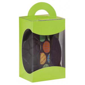 Boîte pour Oeuf en Chocolat 9x9x16 cm (x25)