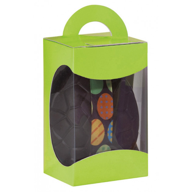 Boîte pour Oeuf en Chocolat 12x12x20 cm (x25)