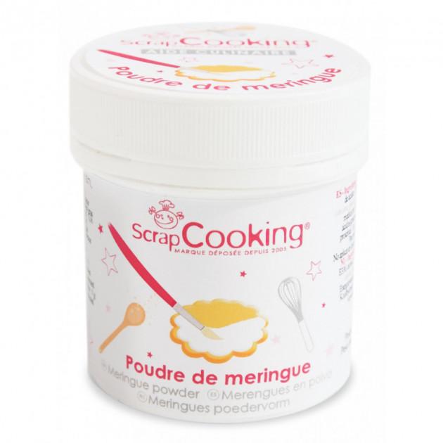 Poudre de Meringue en Pot 50 g Scrapcooking