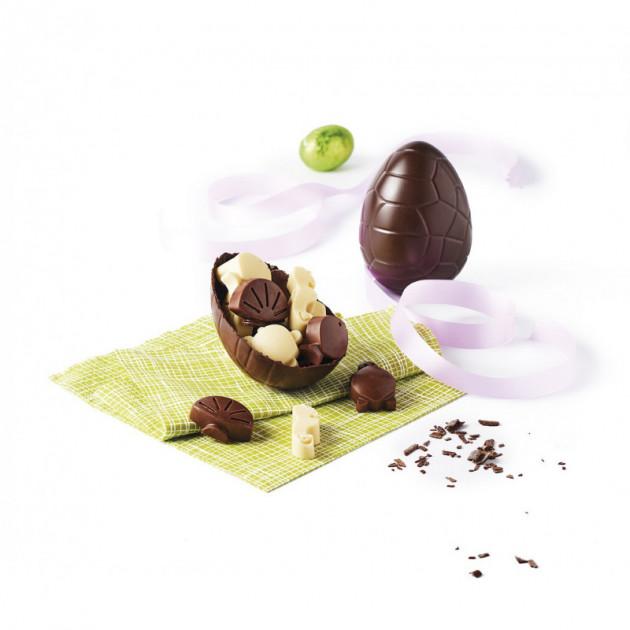 Moule Chocolat 24 Fritures de Paques Mastrad